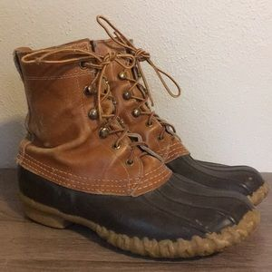 Vintage Men's LL Bean Maine Hunting Boots